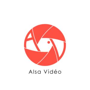Logotype AlsaVideo refonte