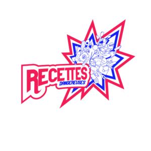 Logotype Recettes dangereuses